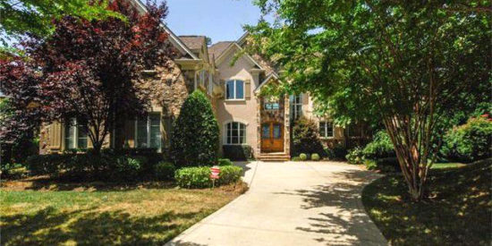 16900 Shipswatch Place, Cornelius sold for $1.75 million