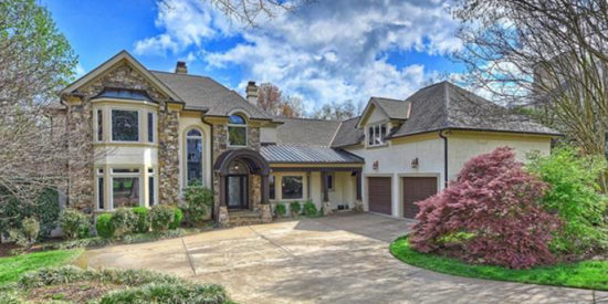 18906 Halyard Pointe Lane, Cornelius sold for $1.68 million
