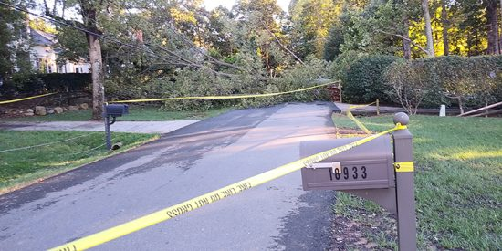 Hurricane Michael Road Closed750