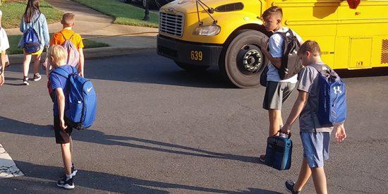 School Bus Photo750