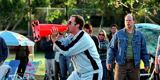 KICKING & SCREAMING, Mike Ditka, Will Ferrell, 2005, ©Universal