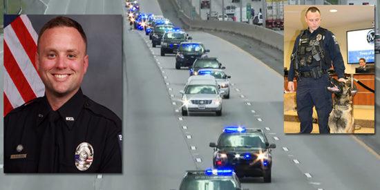 Officer Jordan Sheldon