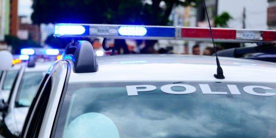 police car-generic
