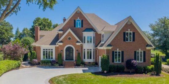 18714 Peninsula Cove Ln, Cornelius: $1,185,000