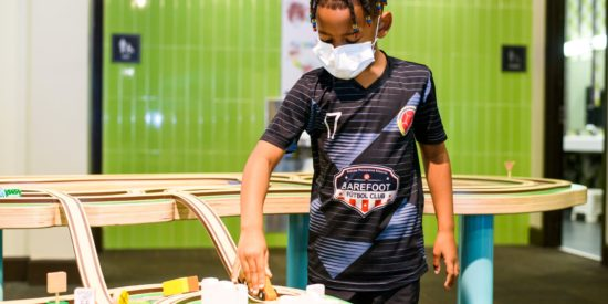 Discovery Place Kids-Huntersville is celebrating its 10th birthday in October 2020. Courtesy of Discovery Place Kids-Huntersville.
