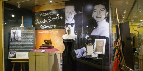 The Ava Gardner Museum celebrates her life and career.