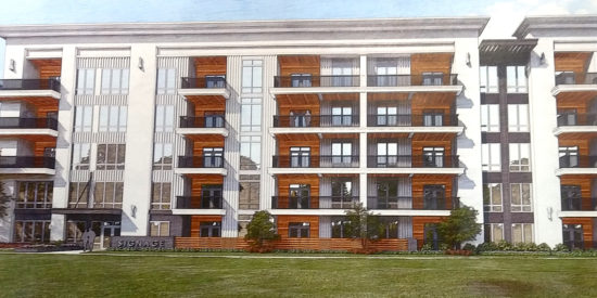 Cameryn Elise is the name of the proposed apartment project on West Catawba