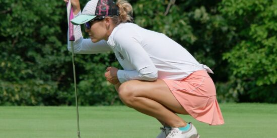 The Symetra Tour features professional women golfers competing on the LPGA's official developmental tour.
