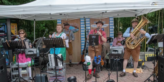 Mountain Top Polka Band