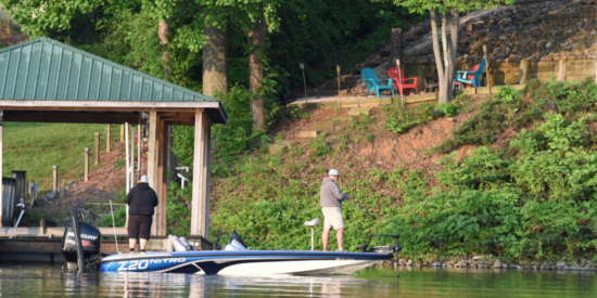 Lake Norman hosts the Basspro.com Bassmaster Southern Open Sept. 23-25. Photo by Andy Crawford/B.A.S.S.